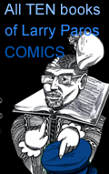 book cover of comics I by Larry Paros